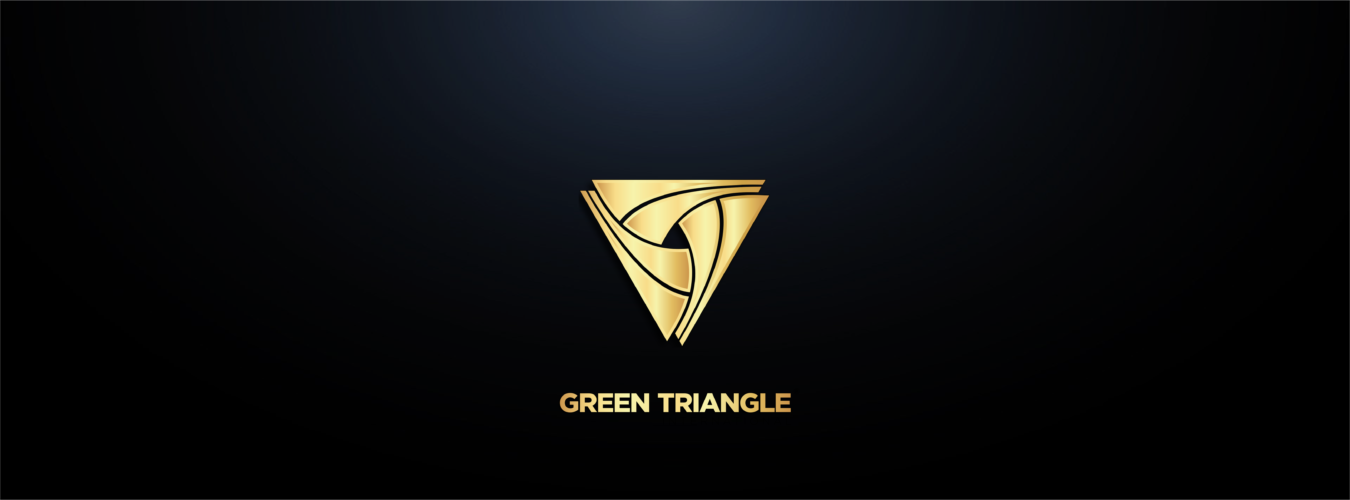 Green triangle